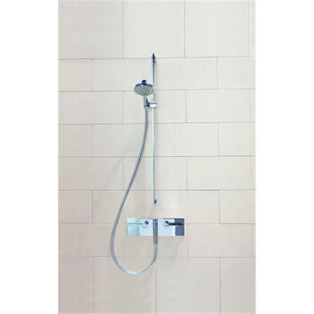 Ex26 Elixir Bathroom Shower Range Round Head
