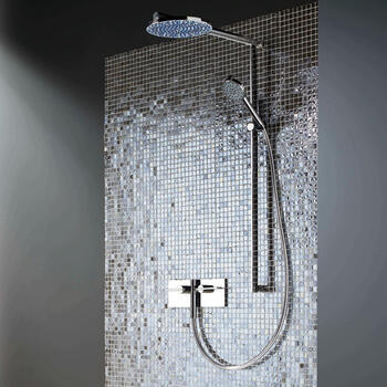 Ex29 Elixir Bathroom Shower Range Round Head
