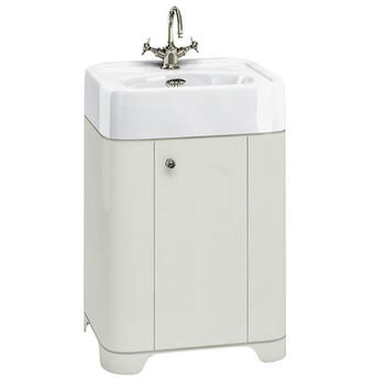 Arcade  SAnd 600mm Vanity (sAnd) Unit And Basin - 9953
