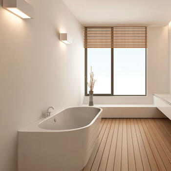 Ancora D Shape Designer And Luxury Bath With Thin Front