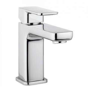 Modern inspirational standard 3 Hole Basin Mixer Taps With a lever Handle