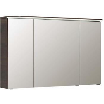 Balto 850mm Mirror Cabinet 3 Doors Including Light Canopy and Power Socket