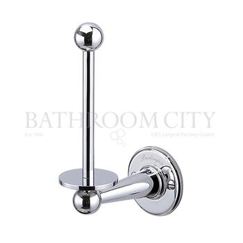 Burlington Spare WC Roll Holder Chrome