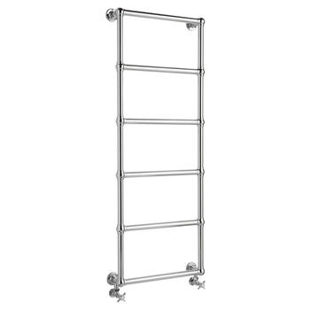 C/P Countess Towel Rail 1550 X 600 X 130   Designer Towel Rail