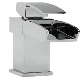 Ca Series Mini Basin Mono Mixer Tap & Click Waste