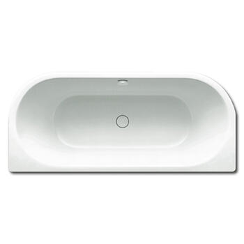 Centro Duo 2 Steel Bath Double Ended