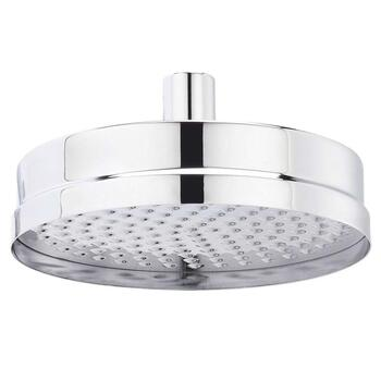 Chrome Tec 8 Shower Head