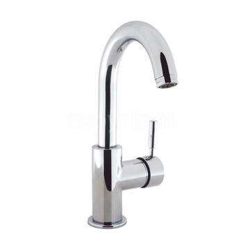 luxurious standard Basin tap With a lever Handle