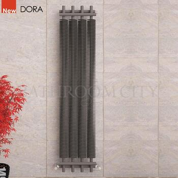 Dora Steel Designer bathroom radiator - 178438