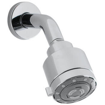 Fixed Hds Reflex Bathroom Shower Head Four Mode With Arm Hp, Round Head