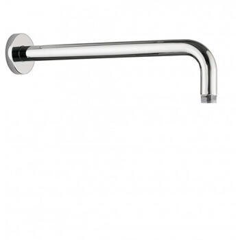 Fixed Hds Bathroom Shower Arm 310mm, Round Head