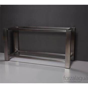 Forzalaqua Stainless Steel Frame Bathroom