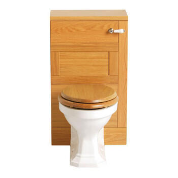 Granley White Back To Wall Pan Curved High Quality Bathroom Toilet