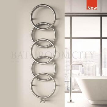 Halo Stainless Steel Radiator - 178456