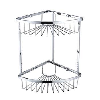 Heritage 2 Tier Wire Basket basket Accessories Bathroom