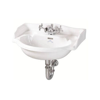 Oxford Wall Hung Cloakroom Basin - 20-424