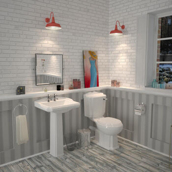 Legend 4 Piece Bathroom Set