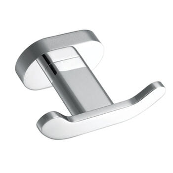 Life Double Robe Hook Unique Design Bathroom Accessory