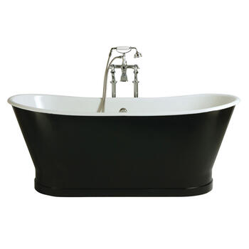 Maderia Fs Cast Iron 1700x695 No Tap Double Ended Bath