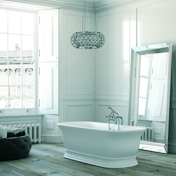 MARLOW Freestanding OVAL CLASSIC Bath
