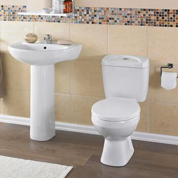 Melbourne 4 Piece Bathroom Set Unique Design