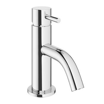 Modern stylish standard 3 Hole Basin Mixer Taps With a lever Handle