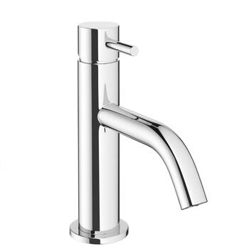 Modern deluxe spout Twin Basin Taps (Pairs of taps) With a lever Handle