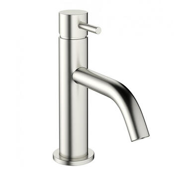 Modern inspirational spout 3 Hole Basin Mixer Taps With a lever Handle