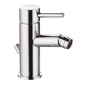 Mono Bidet Mixer Single Lever With Pop-up Waste