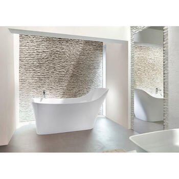 Nebbia 1600x800x800 600 with The Bath Waste