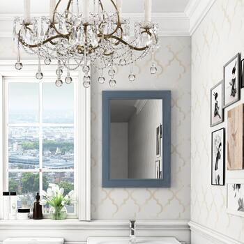 Traditional Bathroom Wall Mirror