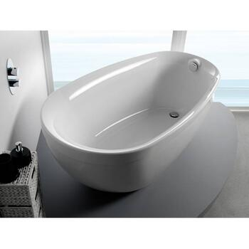 Paradigm Freestanding Round Roll Top Luxury Bath