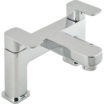 deluxe Modern CHROME standard Bath Shower Mixer Taps