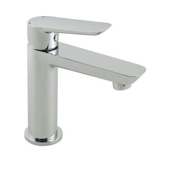 inspirational CHROME standard Basin tap With a lever Handle