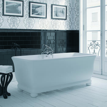 PUTNEY Freestanding Rectangle Luxury Bath