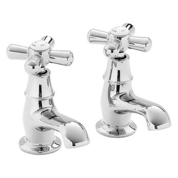 Designer Traditional chrome Basin tap