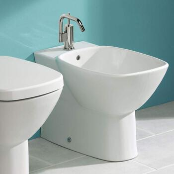 Sanctuary Back To Wall Bidet 1th - 1060