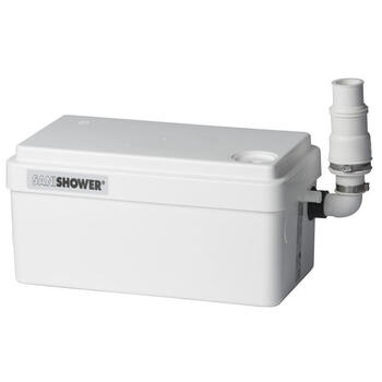 Saniflo SaniShower 2  Shower Pump and Saniflo Amazing Value and Stylish Bathroom Accessory