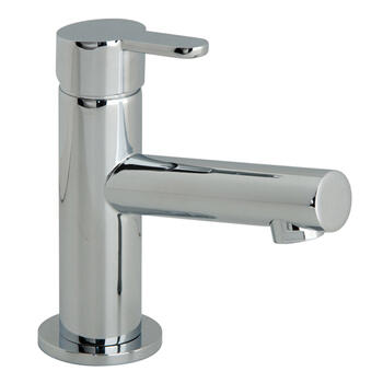 Modern Designer CHROME standard Basin tap With a lever Handle