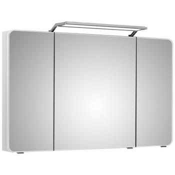 Solitaire 7025 Bathroom Mirror Cabinet with 2/3/4 Doors