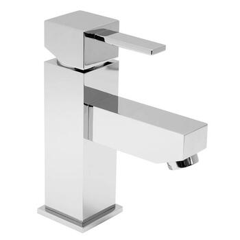 Modern desirable CHROME standard Basin tap With a lever Handle
