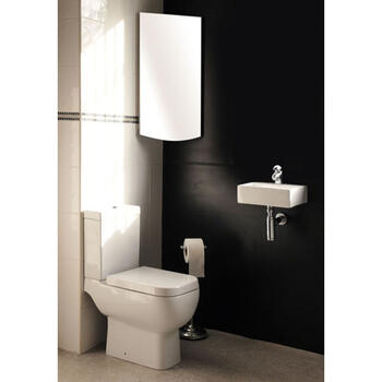 Trax Series 600 Cloakroom Suite