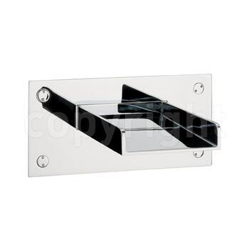 Water Sq Bath Spout Wall Mounted Bathroom knob standard Bath Taps