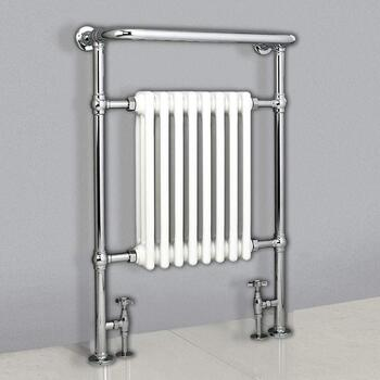 York Designer Radiator Bathroom Towel Rail