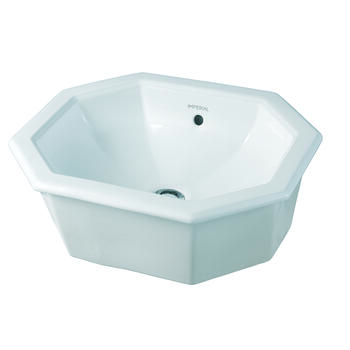 Astoria Deco Inset Basin  Fully Recessed High Quality and Stylish Bathroom Accessory