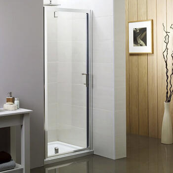 Bc Pivot Shower Door Modern