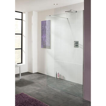 Cannes Walk In Glass Shower Panels