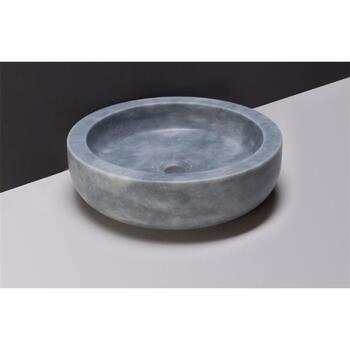 Forzalaqua Verona Natural Stone Countertop Basin Cloudy Marble for Modern Bathroom