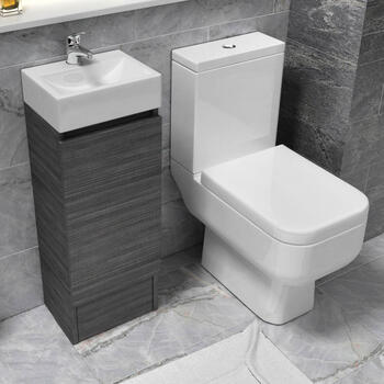 Hacienda 325 Suite Floor Standing w Close Coupled Toilet
