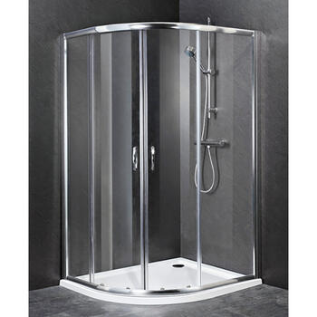 BC 800 Quadrant Shower Enclosure Luxurious Stylish Bathroom Accessory